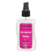 Fuschia Relax Lavender Face & Body Mist - 100ml