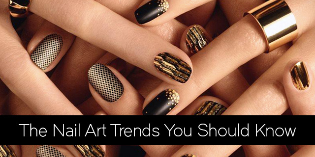 The Nail Art Trends You Should Know